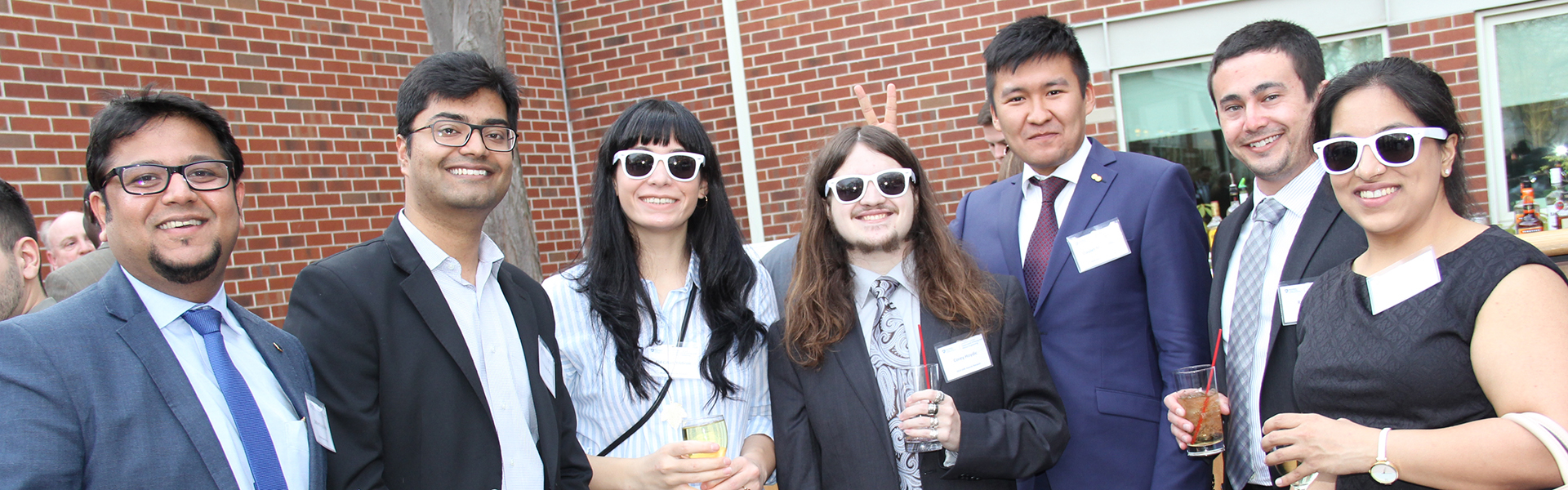 Students in Sunglasses