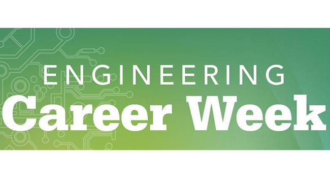 Engineering Career Week logo