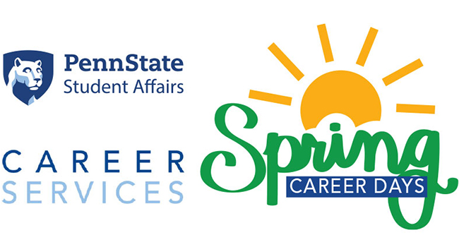 Spring Career Days Logo