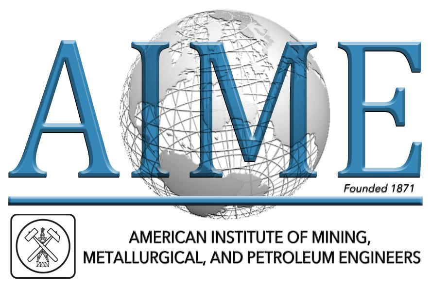 logo of the American Institute of Mining, Metallurgical, and Petroleum Engineers