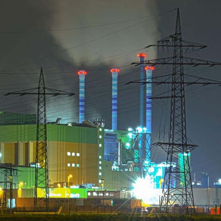 Energy Plant