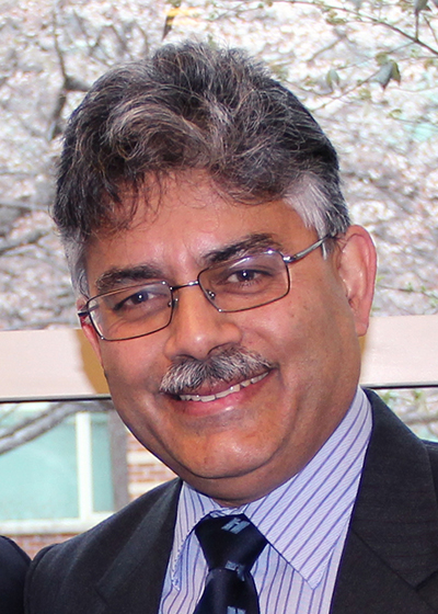 Photo of Sanjay Srinivasan