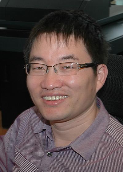 Photo of Shimin Liu